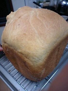 ふわんふわんな食パン
