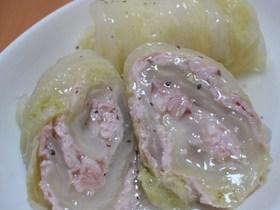 白菜&豚肉巻き巻き♪