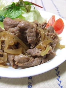 ダイエット中でも美味しく!豚肉の生姜焼き