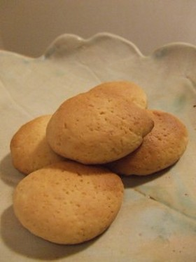 レモン香るクッキー