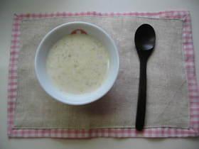 *とろ~りミルク豆腐*