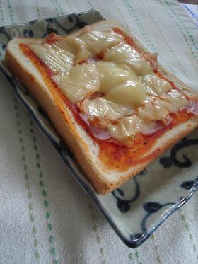 キムチーズ☆ピザトースト