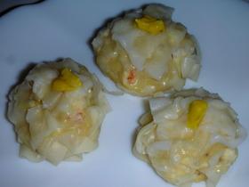 豆腐シューマイ◇レンジで簡単◆