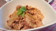 春キャベツ♡豚肉&卵&豆腐のふんわり炒めの写真