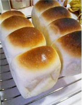 HBで甘酒食パン