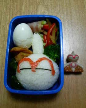 ヤジロン弁当 (ポケモンキャラ弁)