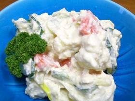 ★低カロリー!お豆腐のポテトサラダ★