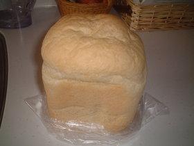 ふわふわ♡食パン(HB使用)卵・乳不使用