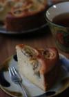 グルテンフリー■FPで簡単バナナケーキ