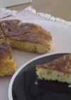 梅酒の梅でパウンドケーキ