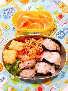 幼稚園お弁当 3歳3ヶ月④
