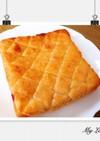 れぽ2♡メロンパントースト♡簡単