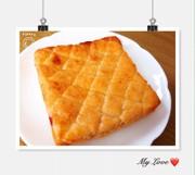 れぽ6♡メロンパントースト♡簡単の写真
