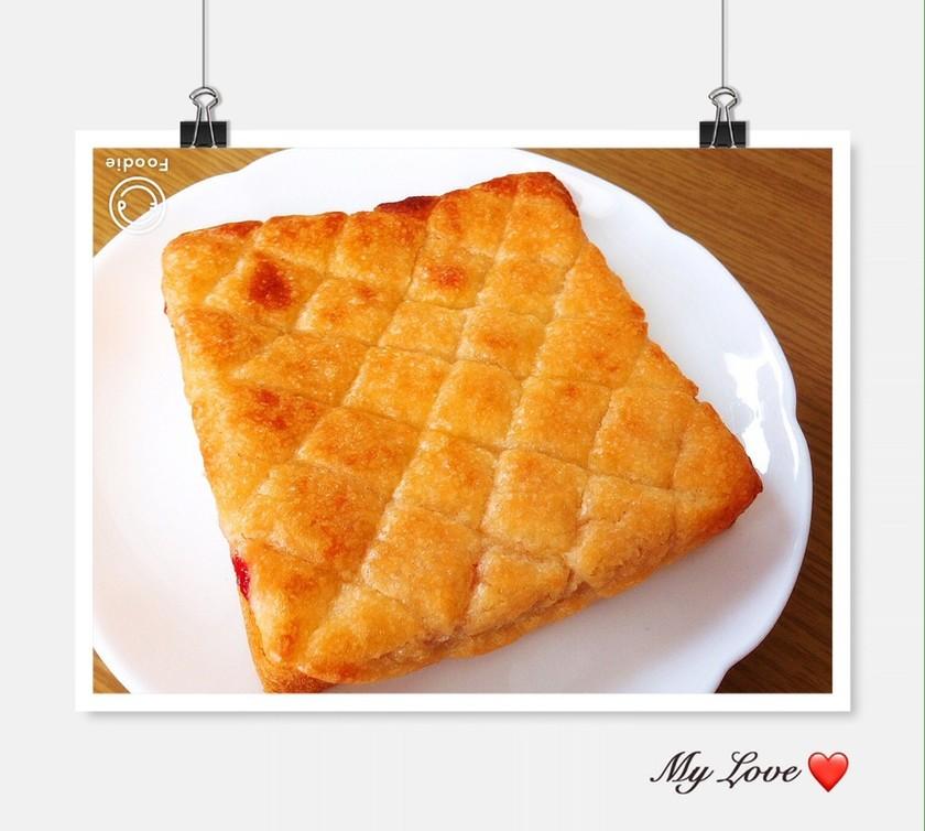 れぽ6♡メロンパントースト♡簡単