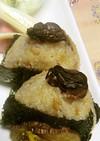 牡蠣燻製油漬け缶で、香ばし炊き込みご飯を
