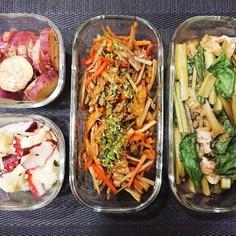 ぽん酢で簡単お野菜おかず♪小松菜の煮浸し