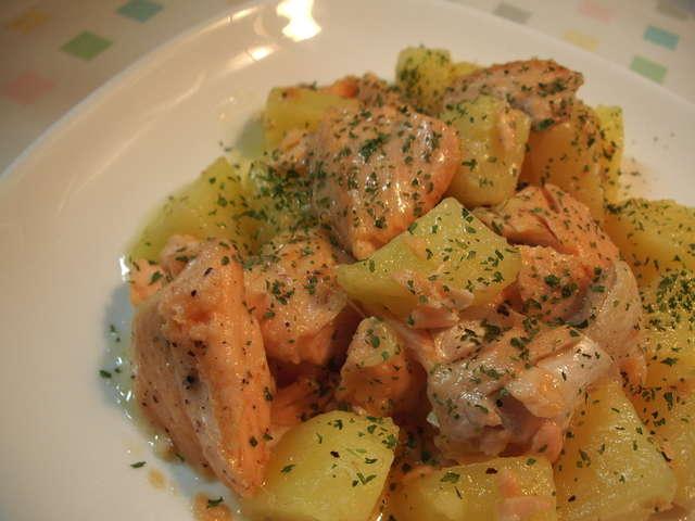 鮭 の レシピ