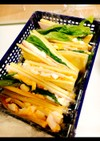 高野豆腐のサンドウィッチ