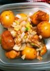 (記録用)若鶏きんかん醤油煮
