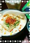 レンチンで超簡単飲み干せるずぼら湯豆腐!