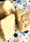 もちふわ!米粉とバナナの蒸しパン