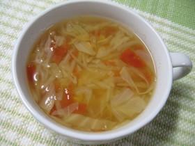トマト嫌いのためのトマトスープ