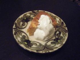 サラダオイルで作るしっとりアップルケーキ