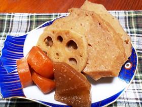 温活 常備菜 スジ鉾の甘辛てりてり煮