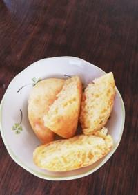 オレンジマーマレードのマフィンケーキ
