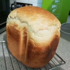 HB中種法で柔らか山型パン