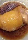 【簡単】レンジで鶏チャーシュー