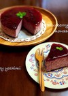 ブルーベリームースケーキ♪