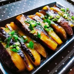 茄子の生姜焼き