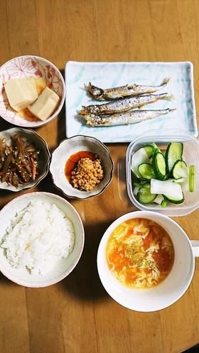 高野豆腐の煮付け