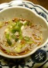 生白魚ポン酢