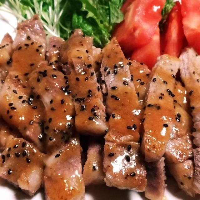 豚 ロース 厚 切り 味噌