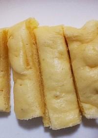 HMとチーズで簡単もちもちパン