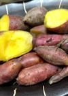 ずぼら 蒸し器で美味しい蒸かし芋