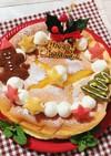 ☆チーズスフレケーキ☆クリスマス☆