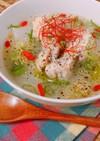炊飯器でサムゲタン♡参鶏湯♡滋養スープ
