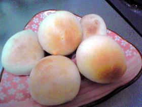 卵、乳製品無しで作るふんわりパン その2