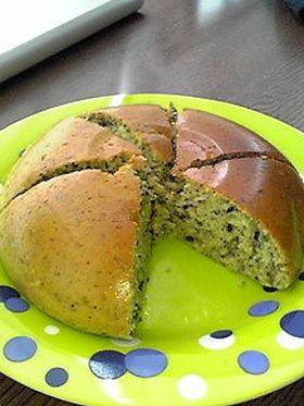 美味しい!炊飯器でできちゃう黒ゴマケーキ