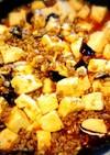 キクラゲ入り麻婆豆腐