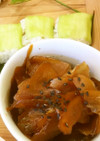 生姜の甘辛煮