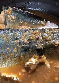 鯖の味噌煮(旦那100点)