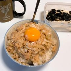簡単!玉ねぎとツナ缶でご飯のお供に!