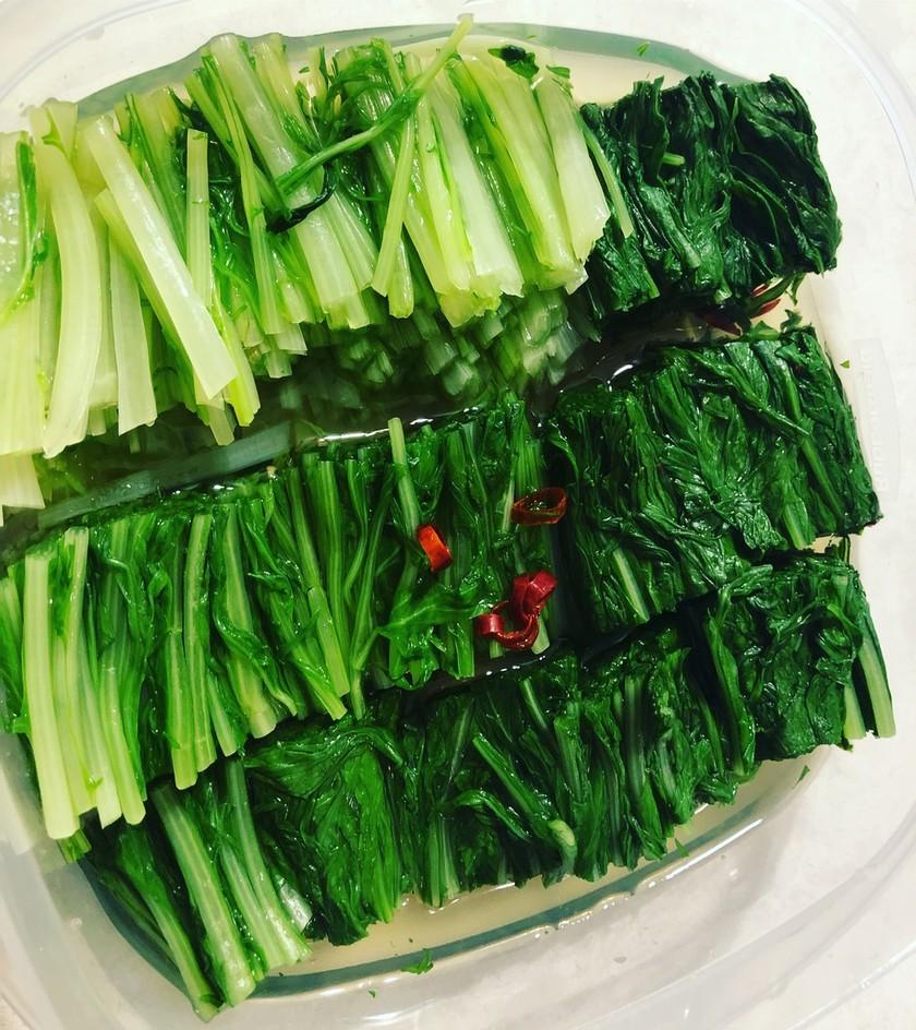 ☆水菜のお漬物☆