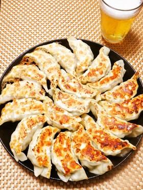 ☺簡単手作り!プリプリ海老豚餃子☺