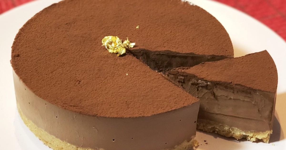 ケーキ チョコ チーズ