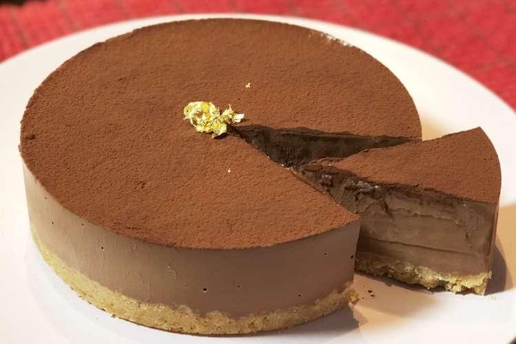 ケーキ レシピ チョコレート